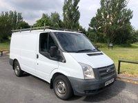 2012 FORD TRANSIT 2.2 280 LR 1d 99 BHP £5990.00