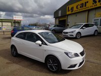 2014 SEAT IBIZA 1.2 TSI I-TECH 3d 104 BHP £7295.00