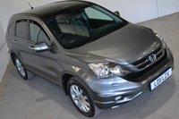 2011 HONDA CR-V 2.0 I-VTEC EX 5d 148 BHP £10750.00
