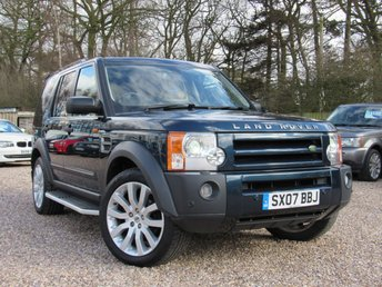 2007 LAND ROVER DISCOVERY 2.7 3 TDV6 HSE 5d AUTO 188 BHP £10000.00