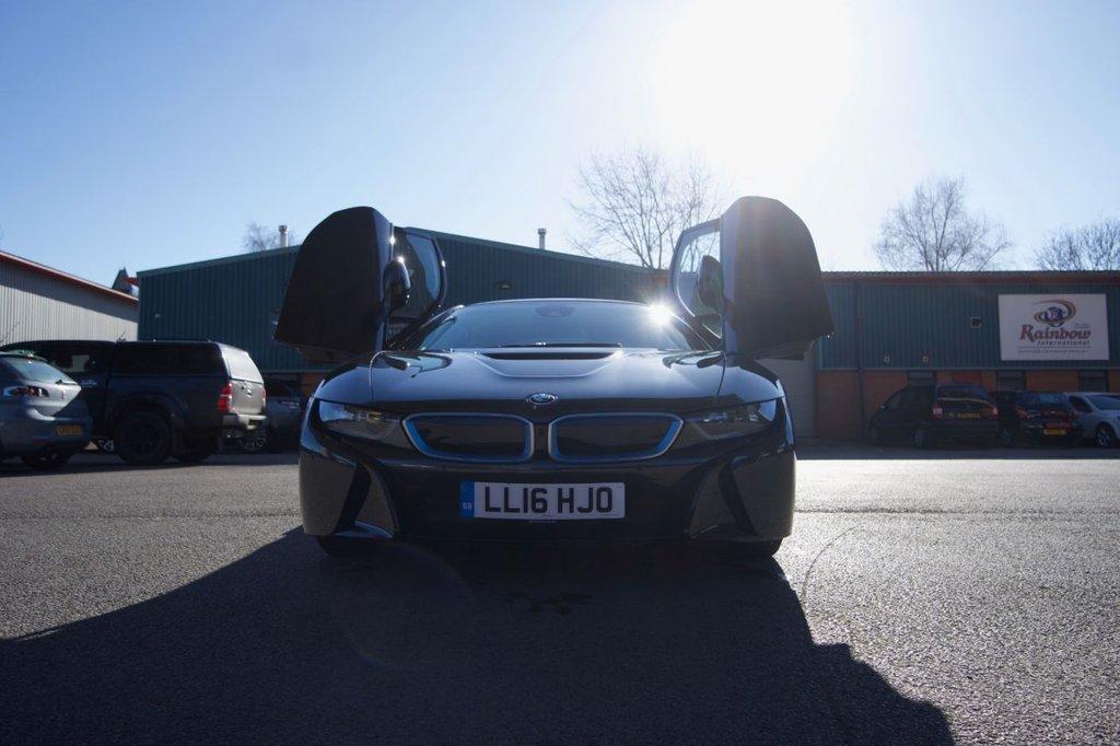 USED 2016 16 BMW I8 15 2d AUTO 228 BHP