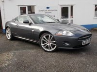 2007 JAGUAR XK 4.2 COUPE 2d AUTO 294 BHP £SOLD