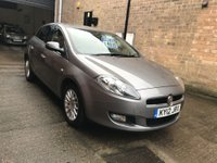 2012 FIAT BRAVO 1.6 MULTIJET MYLIFE 5d 105 BHP £4690.00