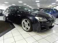 2013 BMW 6 SERIES 640D M SPORT AUTO 309 BHP £20975.00