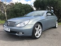 USED 2007 07 MERCEDES-BENZ CLS CLASS 3.0 CLS320 CDI 4d AUTO 222 BHP HI SPEC!! HEATED FRONT AND REAR SEATS!! AMG WHEELS!! LOVELY CAR!!