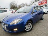2011 FIAT BRAVO 1.6 DYNAMIC ECO MULTIJET 5d 105 BHP £3995.00