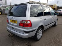 USED 2005 05 FORD GALAXY 1.9 ZETEC TDI 5d 115 BHP