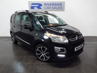 USED 2014 14 CITROEN C3 PICASSO 1.6 PICASSO EXCLUSIVE EGS 5d AUTO 120 BHP