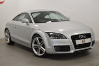 USED 2010 60 AUDI TT 2.0 TDI QUATTRO SPORT 2d 170 BHP ONLY 82K + FSH + HALF LEATHER + 2 KEYS + 19 INCH TTS ALLOYS