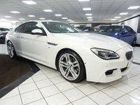 2016 BMW 6 SERIES 640D M SPORT AUTO 309 BHP £28450.00