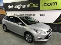 2013 FORD FOCUS 1.6 EDGE ECONETIC TDCI 5d 104 BHP £4595.00