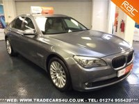 USED 2008 58 BMW 730d SE DIESEL AUTO UK DELIVERY* RAC APPROVED* FINANCE ARRANGED* PART EX