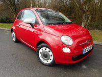 2013 FIAT 500 1.2 COLOUR THERAPY 3d 69 BHP £6495.00