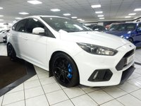USED 2016 16 FORD FOCUS 2.3 RS MOUNTUNE 375 BHP SHELL SEATS LUX PK SYNC 3 FFSH