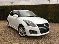 2016 SUZUKI SWIFT 1.6 SPORT 5d 136 BHP £9990.00