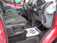 USED 2015 64 FORD TRANSIT 2.2 350 SHR P/V 1d 124 BHP
