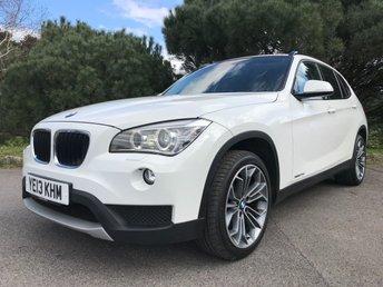 2013 BMW X1 2.0 XDRIVE20D SE 5d AUTO 181 BHP £12995.00
