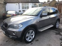 USED 2008 08 BMW X5 3.0 SE 5d AUTO 269 BHP UK DELIVERY* RAC APPROVED* FINANCE ARRANGED* PART EX