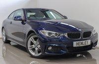 2015 BMW 4 SERIES 2.0 420D M SPORT 2d 188 BHP £18990.00