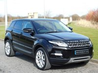 2013 LAND ROVER RANGE ROVER EVOQUE 2.2 SD4 PURE TECH 5d 190 BHP £18990.00