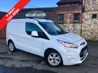 USED 2016 65 FORD TRANSIT CONNECT 1.6 200 LIMITED P/V 1d 115 BHP 3 Seat, Air Con, Heated Driver Seat, One Owner, Low Mileage, Finance Arranged.
