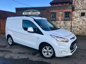 2016 FORD TRANSIT CONNECT 1.6 200 LIMITED P/V 1d 115 BHP £11795.00