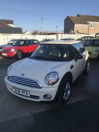 2006 MINI HATCH COOPER 1.6 COOPER 3d 118 BHP £2995.00