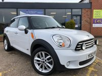 2012 MINI COUNTRYMAN 1.6 COOPER D ALL4 5d 112 BHP £9295.00