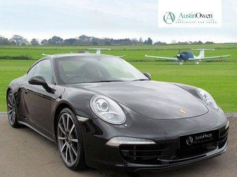 2013 PORSCHE 911 3.8 CARRERA 4S PDK 2d AUTO 430 BHP £73990.00