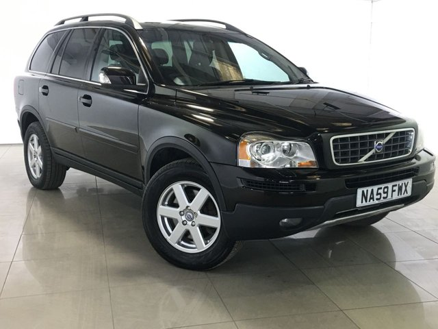 View our 2009 59 VOLVO XC90 2.4 D5 ACTIVE AWD 5d AUTO 185 BHP