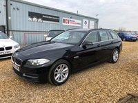 2014 BMW 5 SERIES 2.0 520D SE TOURING 5d 181 BHP £11490.00