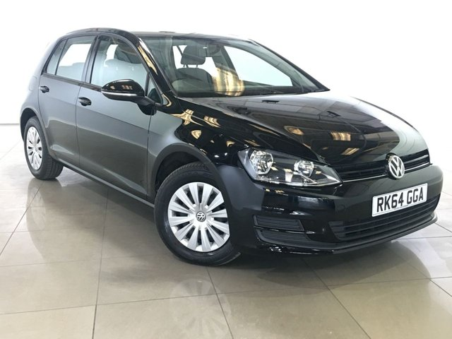 View our 2014 64 VOLKSWAGEN GOLF 1.6 S TDI BLUEMOTION TECHNOLOGY 5d 90 BHP