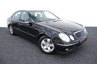 2005 MERCEDES-BENZ E CLASS 3.5 E350 AVANTGARDE 4d AUTO 272 BHP £3995.00