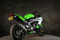 USED 2015 15 KAWASAKI ZX-6R EFFA  GOOD & BAD CREDIT ACCEPTED, OVER 500+ BIKES IN STOCK