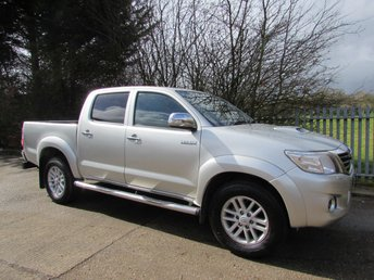 View our TOYOTA HILUX