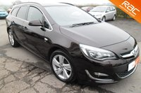 USED 2015 64 VAUXHALL ASTRA 1.6 SRI 5d AUTO 115 BHP VIEW AND RESERVE ONLINE OR CALL 01527-853940 FOR MORE INFO.