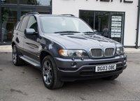 2003 BMW X5 4.4 SPORT 5d AUTO 282 BHP £SOLD