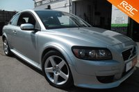 USED 2008 08 VOLVO C30 2.0 D SPORT 3d 135 BHP VIEW AND RESERVE ONLINE OR CALL 01527-853940 FOR MORE INFO.