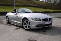 USED 2010 10 BMW Z4 2.5 Z4 SDRIVE23I ROADSTER 2d 201 BHP