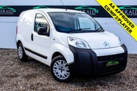 USED 2014 14 CITROEN NEMO 1.2 660 ENTERPRISE HDI 1d 74 BHP £0 DEPOSIT FINANCE AVAILABLE, AIR CON CLIMATE CONTROL, CD/MP3/RADIO, CLOTH UPHOLSTERY, ELECTRIC WINDOWS, STEERING WHEEL CONTROLS