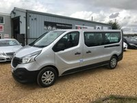2016 RENAULT TRAFIC 1.6 LL29 BUSINESS ENERGY DCI 5d 125 BHP £13790.00