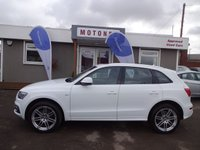 USED 2009 59 AUDI Q5 2.0 TDI QUATTRO S LINE 5DR AUTOMATIC DIESEL 170 BHP +++SPRING SALE NOW ON+++