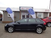USED 2008 58 AUDI A3 1.8 TFSI SE 5DR AUTOMATIC 160 BHP +++SPRING SALE NOW ON+++