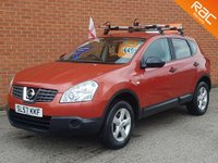 2007 NISSAN QASHQAI 1.6 VISIA 5d  -- ROOF RACK INCLUDED -- £SOLD