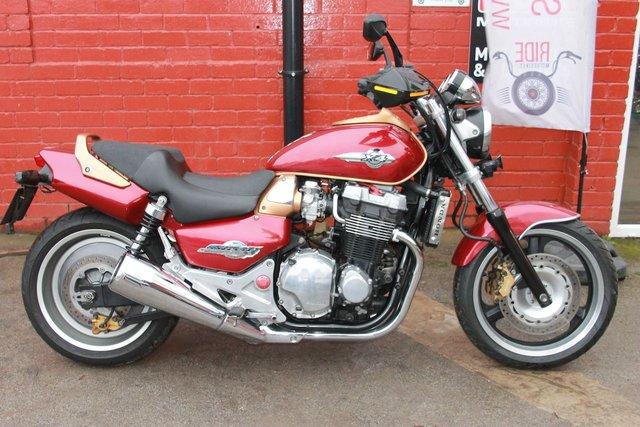 1997 HONDA CB1300 X4 1.3 1d