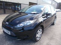 USED 2010 FORD FIESTA 1.2 STYLE 5d 59 BHP Excellent First Car, Low Insurance, No Fee Finance Available