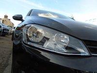 USED 2015 64 VOLKSWAGEN GOLF 1.6 MATCH TDI BLUEMOTION TECHNOLOGY DSG 5d AUTO 103 BHP