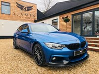 2015 BMW 4 SERIES 3.0 430D XDRIVE M SPORT GRAN COUPE 4d AUTO 255 BHP £25990.00