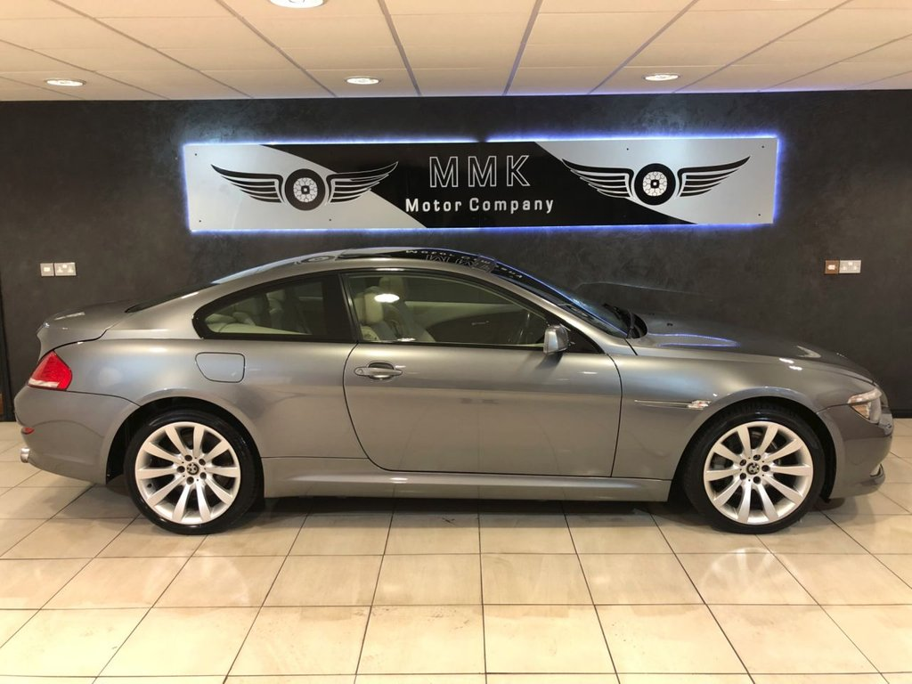 BMW 5 Series » 2008 Bmw 6 Series Coupe - BMW Car Pictures, All Types ...