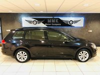 2015 VOLKSWAGEN GOLF 1.6 SE TDI BLUEMOTION TECHNOLOGY 5d 103 BHP £7995.00